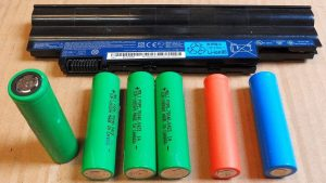What is lithium-ion battery | Different types of batteries