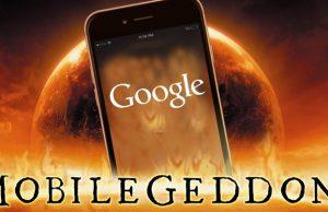 Mobilegeddon Update | Google Algorithm